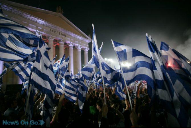 Greek voters head to polls