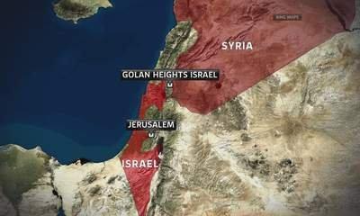 Israel - Syria