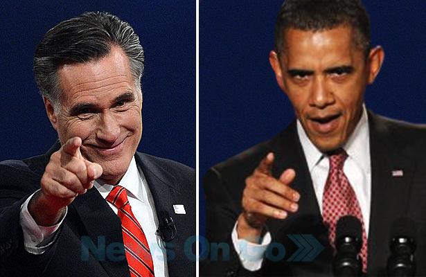 Romney vs Obama