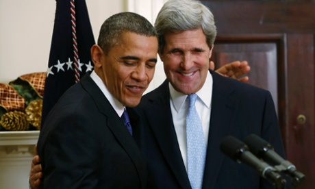 Barack Obama - John Kerry